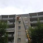 PBC i fasad